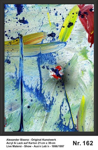 Bisenz Kunstwerk - Aus'n Leb'n - Nr. 162