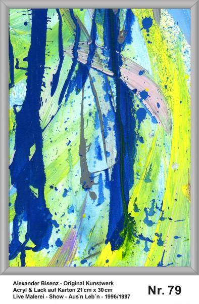 Bisenz Kunstwerk - Aus'n Leb'n - Nr. 79