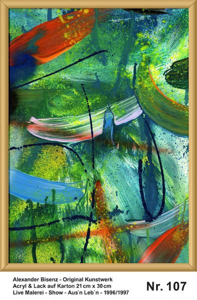Bisenz Kunstwerk - Aus'n Leb'n - Nr. 107
