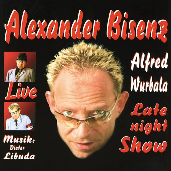 Alfred Wurbala Late night Show