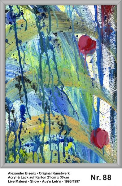 Bisenz Kunstwerk - Aus'n Leb'n - Nr. 88