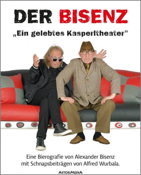 """Jubliäums-Angebot DER BISENZ - """"Ein gelebtes Kasperltheater"""""""