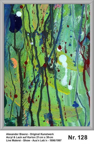 Bisenz Kunstwerk - Aus'n Leb'n - Nr. 128