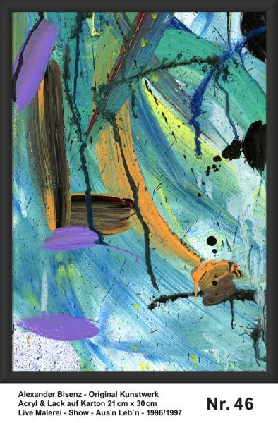Bisenz Kunstwerk - Aus'n Leb'n - Nr. 46