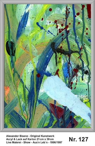 Bisenz Kunstwerk - Aus'n Leb'n - Nr. 127