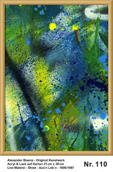 Bisenz Kunstwerk - Aus'n Leb'n - Nr. 110