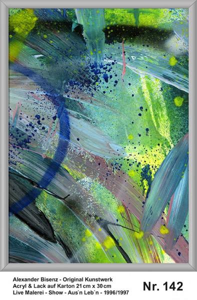 Bisenz Kunstwerk - Aus'n Leb'n - Nr. 142