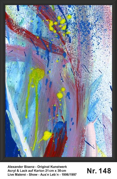 Bisenz Kunstwerk - Aus'n Leb'n - Nr. 148