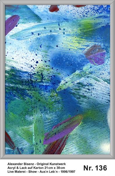 Bisenz Kunstwerk - Aus'n Leb'n - Nr. 136