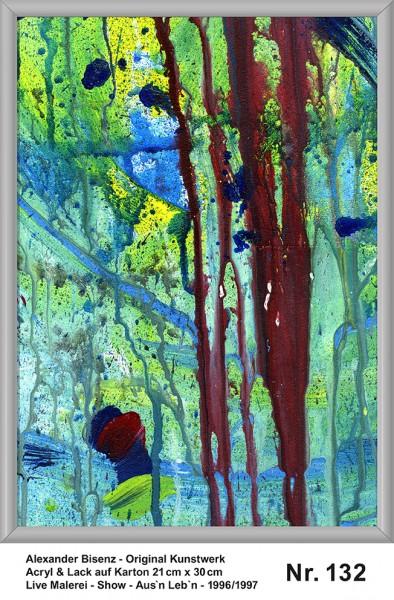 Bisenz Kunstwerk - Aus'n Leb'n - Nr. 132