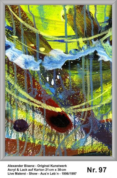 Bisenz Kunstwerk - Aus'n Leb'n - Nr. 97
