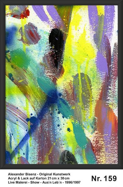 Bisenz Kunstwerk - Aus'n Leb'n - Nr. 159