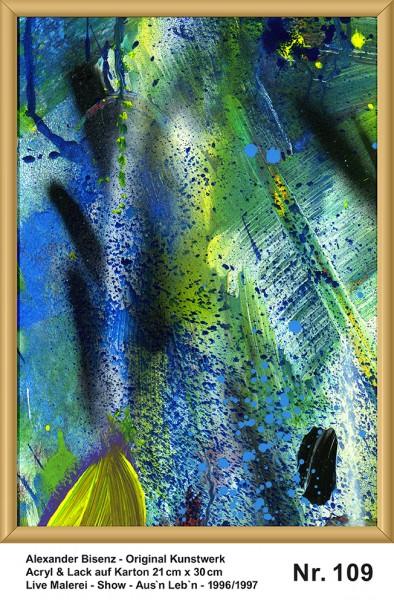 Bisenz Kunstwerk - Aus'n Leb'n - Nr. 109