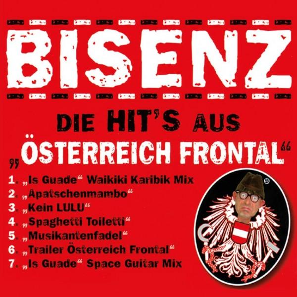 """Die Hits aus """"ÖSTERREICH FRONTAL"""""""