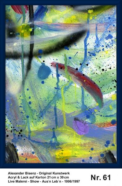 Bisenz Kunstwerk - Aus'n Leb'n - Nr. 61