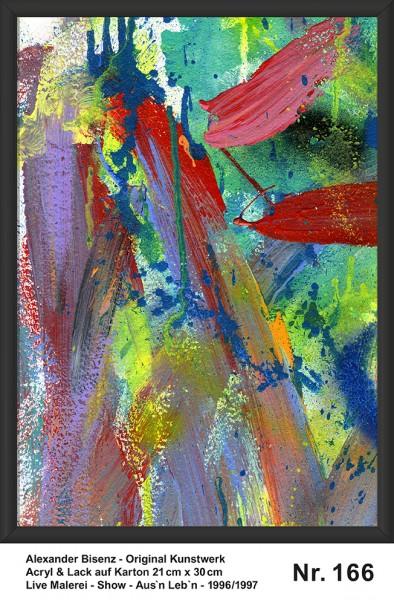 Bisenz Kunstwerk - Aus'n Leb'n - Nr. 166