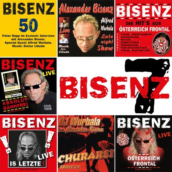 Kombi Rabatt Angebot BISENZ 7