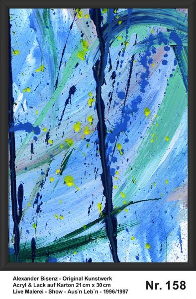 Bisenz Kunstwerk - Aus'n Leb'n - Nr. 158