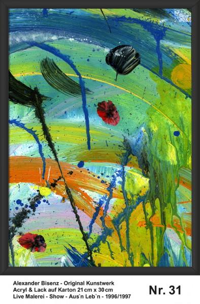 Bisenz Kunstwerk - Aus'n Leb'n - Nr. 31