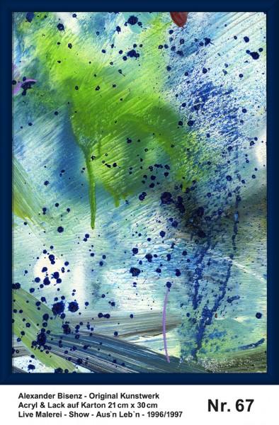 Bisenz Kunstwerk - Aus'n Leb'n - Nr. 67
