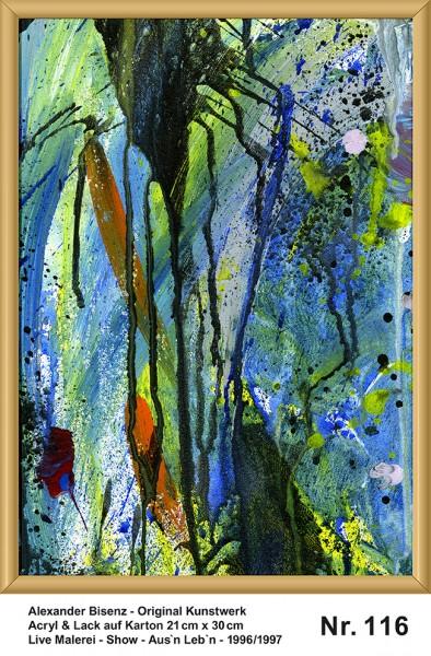 Bisenz Kunstwerk - Aus'n Leb'n - Nr. 116